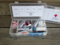 Back to School Teacher Emergency Kit, Back to School Teacher Gift, teacher appreciation-- need one of these in my desk