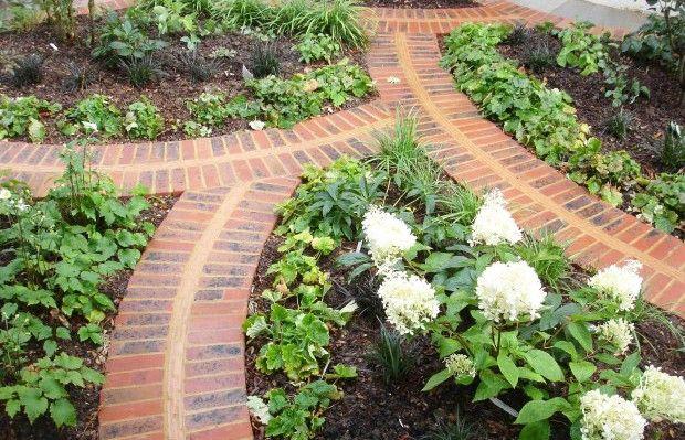 74 best images about front garden on pinterest gardens for Garden design 1930