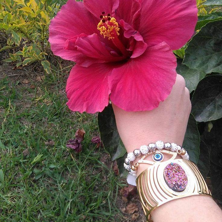 Disponibles estos tres estilos de pulseras y muchas mas encuentralas en @aguazul_accesorios _3147059894