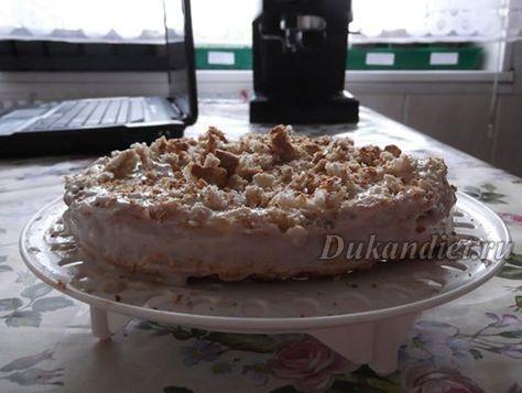 Торт Киевский по Дюкану | Диета Дюкана