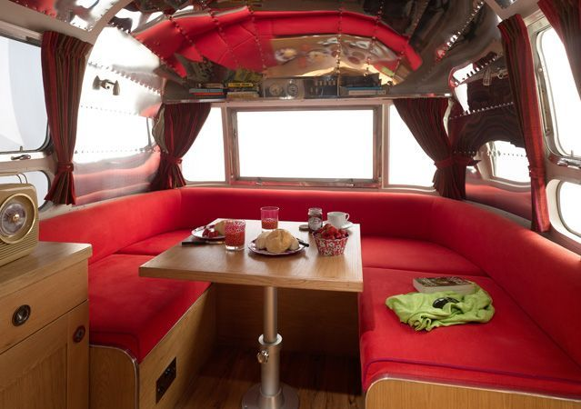 Airstreams for Sale in the UK. American Retro Caravans £29,950