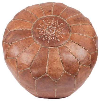 mediterranean ottomans and cubes by Furbish