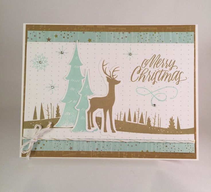 CTMH-Oh Deer!-Woodland Wishes