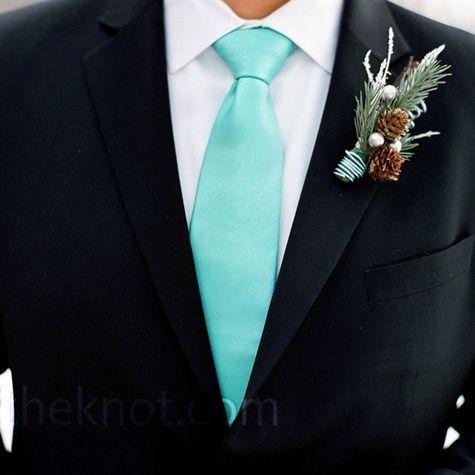 Inspiring Details: Pine Cones  :  wedding decor germany rapid city Boutonn boutonn