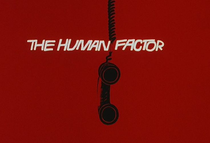 The Human Factor | by hytam2