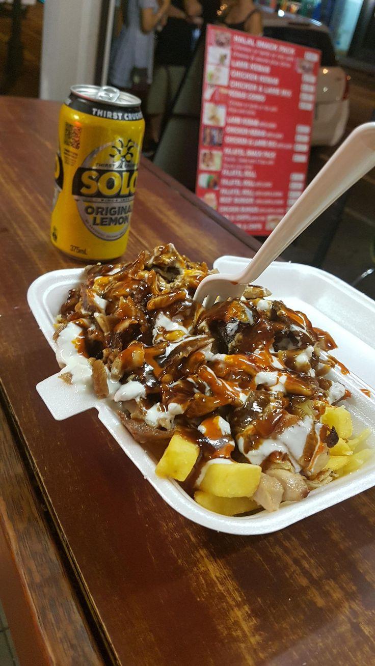 Blue apron halal -  I Ate Halal Snack Pack