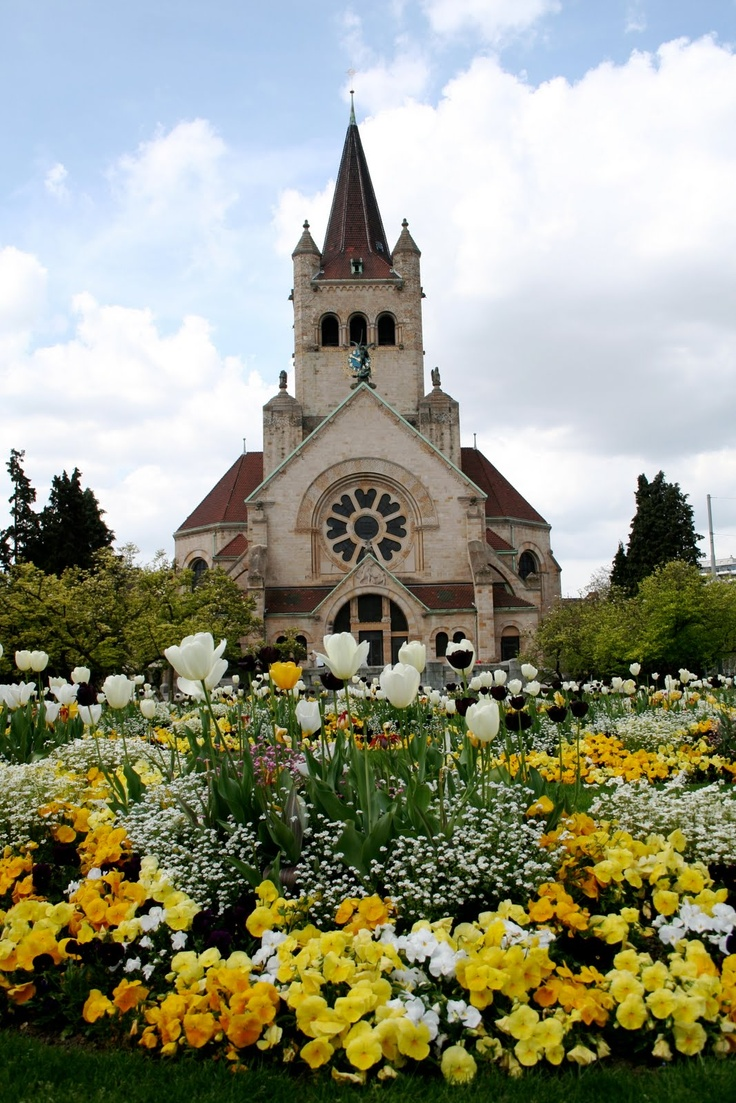 Paulus Church - Basel Switerland