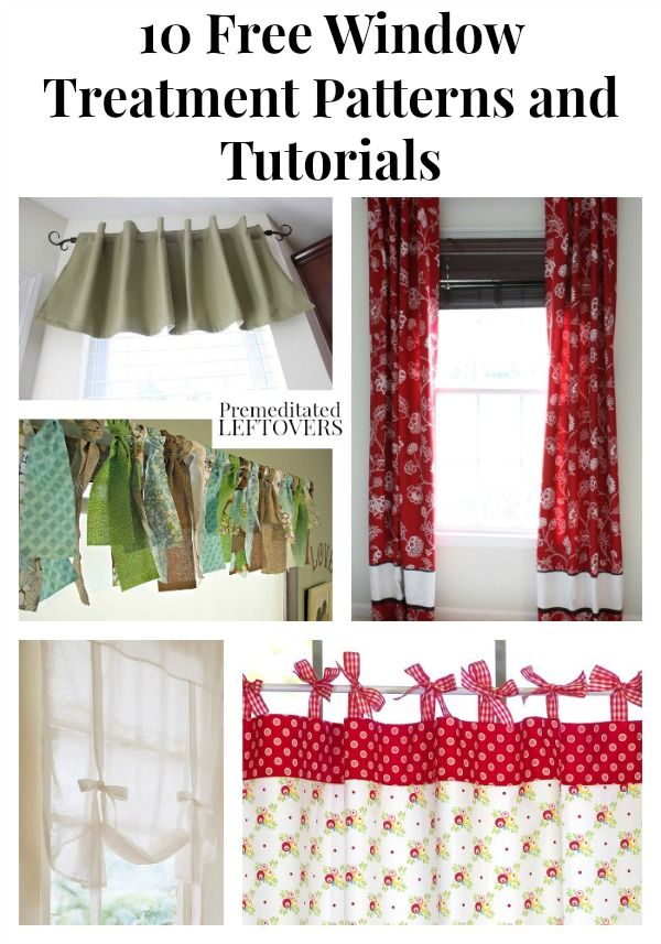 1000 Ideas About Make Curtains On Pinterest Diy