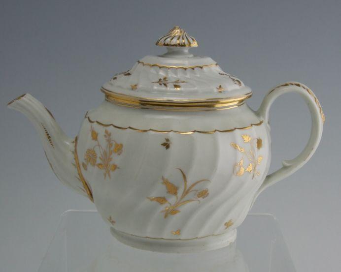 Antiques.com   Classifieds  Antiques » Antique Porcelain & Pottery » Antique Teapots & Tea Sets For Sale Catalog 2