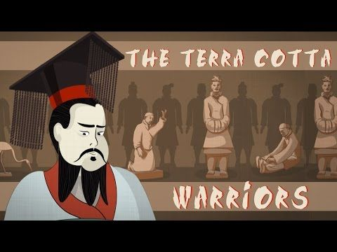 """New TED-Ed Video & Lesson: """"The incredible history of China's terracotta warriors"""" 
