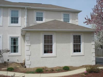 Decorating stucco window trim : 17 Best images about exterior Window Trims on Pinterest | Stucco ...