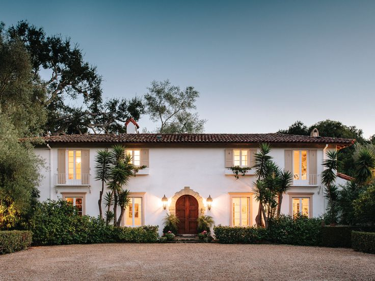 Best 25+ Spanish Colonial Homes Ideas On Pinterest