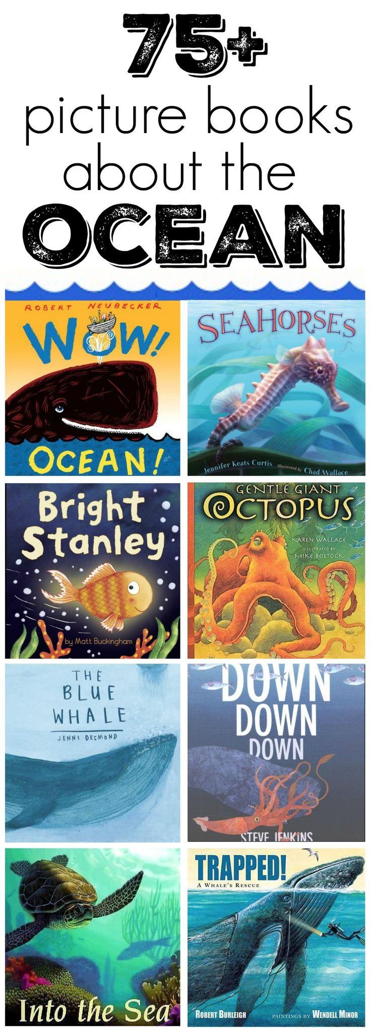 preschool books about the ocean 65 best activities images on unit 155