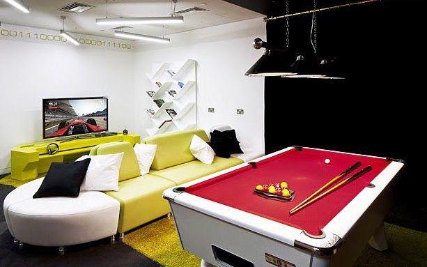 Sala de Jogos - veja modelos e dicas para montar uma em sua casa! - DecorSalteado