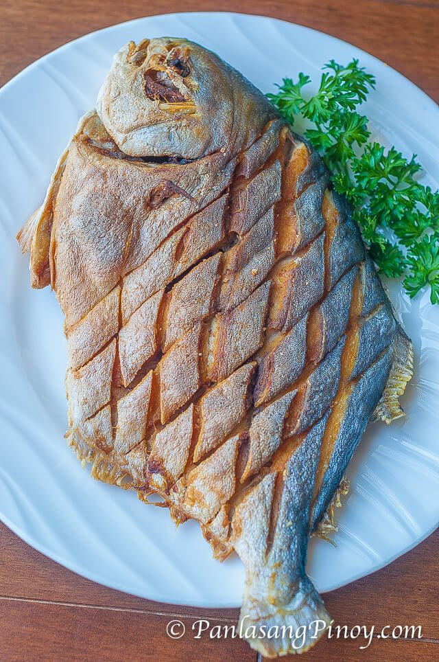 Pompano Fish Recipe