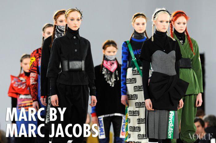 2014 F/W 뉴욕 패션 위크에 울려 퍼진 캣워크 BGM