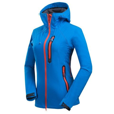 Hiking Waterproof Jacket - Jacket - Bluhike - 1