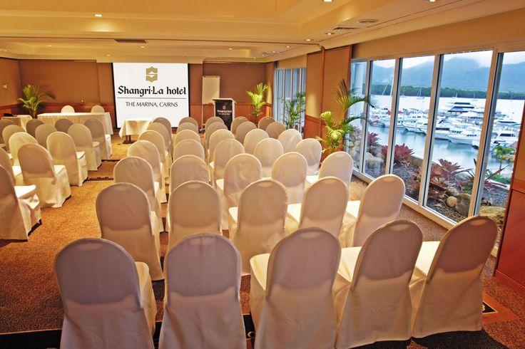 Conference in Marina Room @ Shangri-La Hotel, The Marina, Cairns