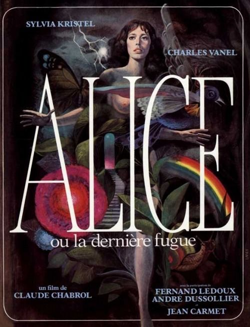 Alice-   Claude Chabrol
