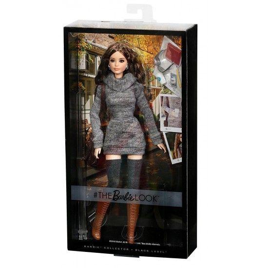 Barbie Look Harika Görünümlü Model Bebek DYX63