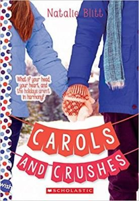 Carols & Crushes! Charlie's moment to shine has arrived: She's determined to land a solo in this year's holiday concert. With her best friend, Renee, and smart, cute Eric in chorus with her, this winter promises to be pitch-perfect.Until disaster strikes. The concert is suddenly in danger of being canceled. And Charlie has to partner up with annoying, oh-so-perfect Matthew.