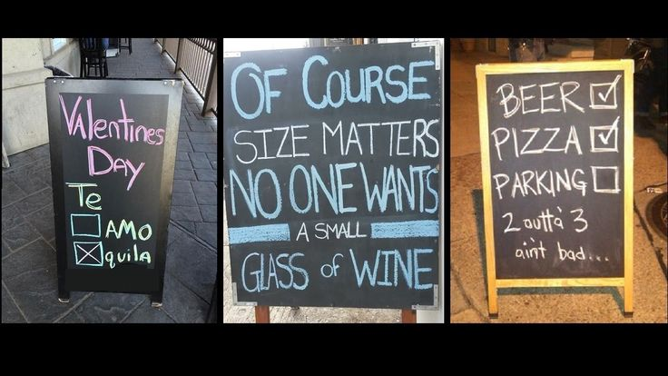 Funny and Creative Bar and Restaurant Signs funny #creative #bar #restaurant #signs #funnysigns #funnybarsigns #funnyrestaurantsigns #barsigns #restaurantsigns