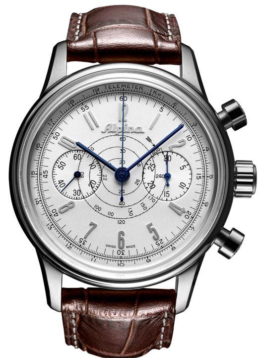 Alpina 130 Heritage Pilot Automatic Chronograph - Szukaj w Google