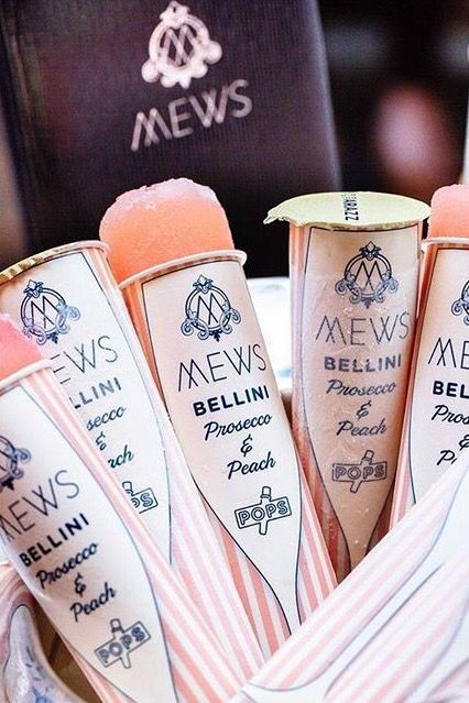 Prosecco ice lollies                                                                                                                                                                                 More