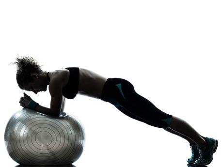 The Best Core Exercises for Runners #Core #fitness #runner