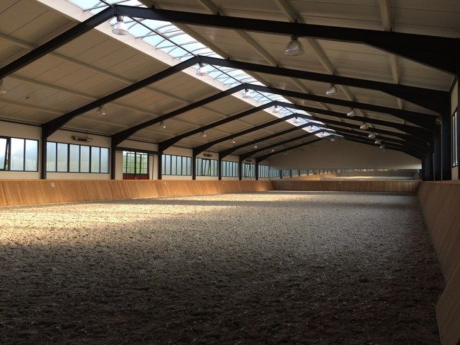 791 Best Indoor Arenas Images On Pinterest Horse Stables