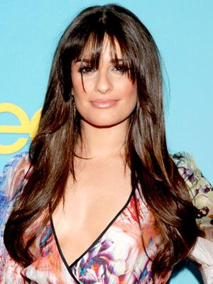 New Lea Michele Hairstyle 2015 Wallpaper