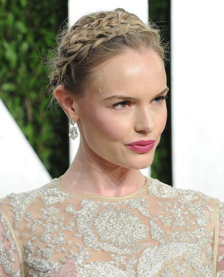 Kate Bosworth Krone Geflecht über