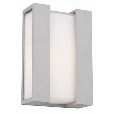 Philips Forecast Lighting Newport Two Light Outdoor Wall Sconce in Graphite | AllModern