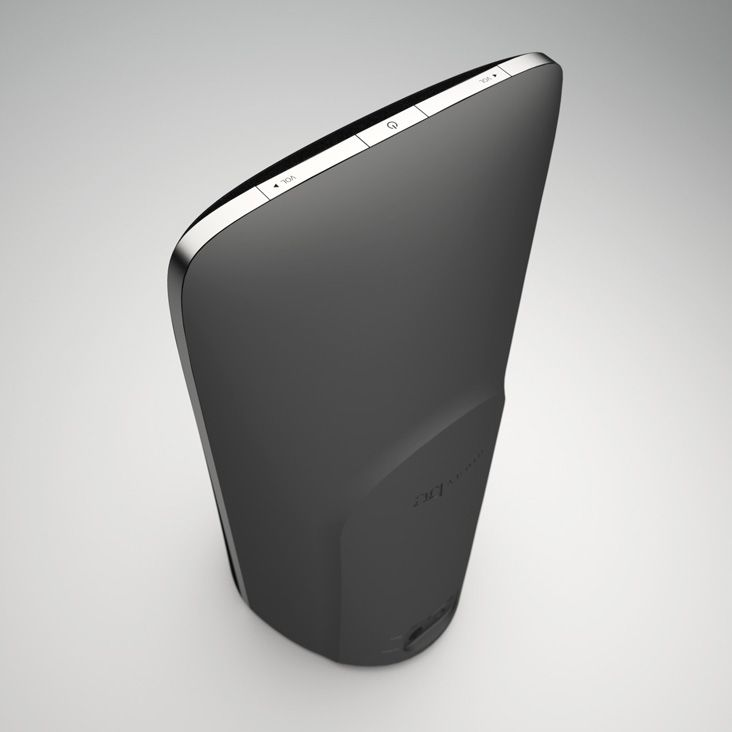 AQ Audio Smart Speaker - A beautifully designed portable speaker that plays your music via AirPlay.