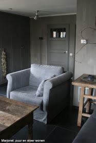 Eindelijk ik kan jullie de nieuwe meubels laten zien inmiddels zitten wij er al weer twee weken op maar het kwam er niet van om mooie foto`...
