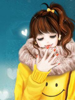 cute anime y