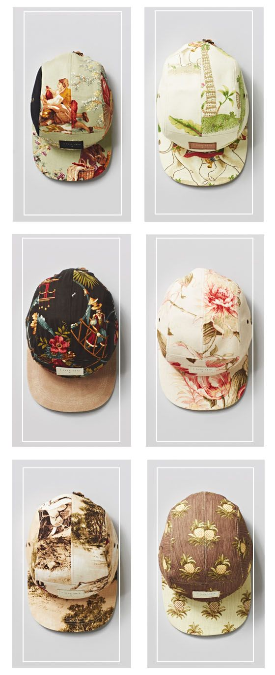 These are some ugly hats - but i bet they would look good on someone I Love Ugly Shop. Rocking baseball hats