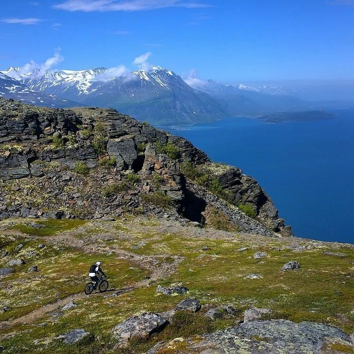 Ski Botn, Norway.