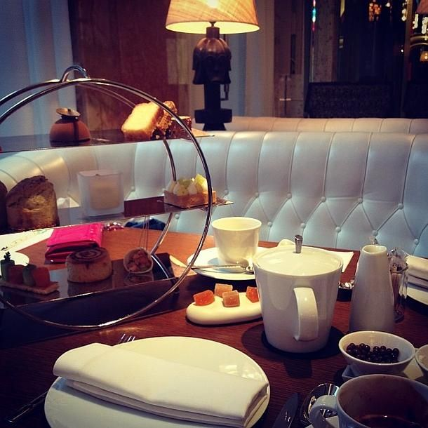 Luxury Collection hôtels Paris : Prince de Galles, a Luxury Collection Hotel, Paris - Bar Les Heures  High Tea