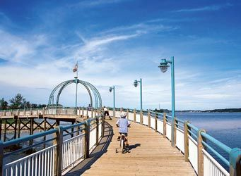 Muskegon, Michigan...one of the most beautiful lake beach towns!