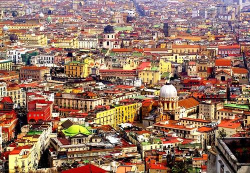 Unexpected Naples (Italy)