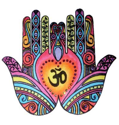 Reiki healing hands.