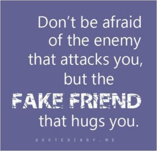 Famous Quotes About Friends And Enemies : Friends enemies and