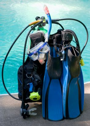 The Benefits of Diving with Nitrox --- So what can nitrox do for you?  For starters, because it contains a smaller percentage of nitrogen than ordinary air, a diver will absorb less nitrogen into their tissue and be able to stay under for a longer period of time  --- http://scubalessonsjax.com/scuba-lessons-jax-blog/scuba-diving-training/the-benefits-of-diving-with-nitrox/