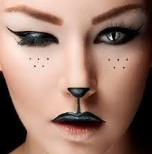 Resultado de imagen para maquillaje gatubela