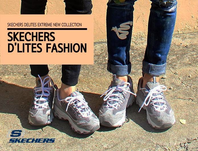 skechers d'lite korea | Milagros Yang: Shop in Korea / 韓國代購 SKECHERS D'LITES 運動鞋