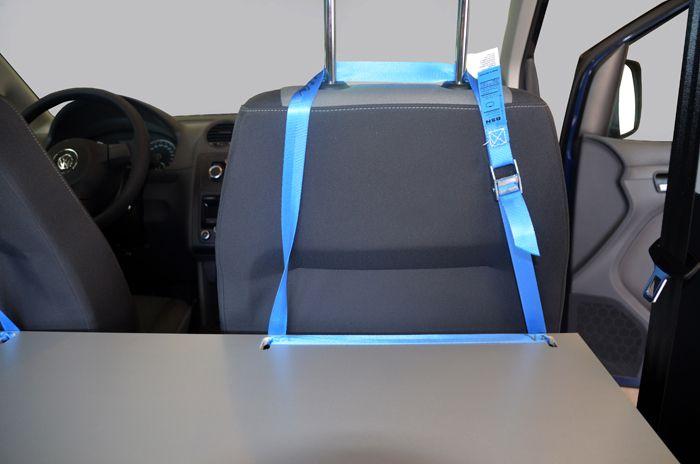 VanEssa Mobilcamping - Camping Ausbau für Deinen Van - T5, T6, Mercedes u.v.m.-VanEssa Kinderbett für Caddy Maxi