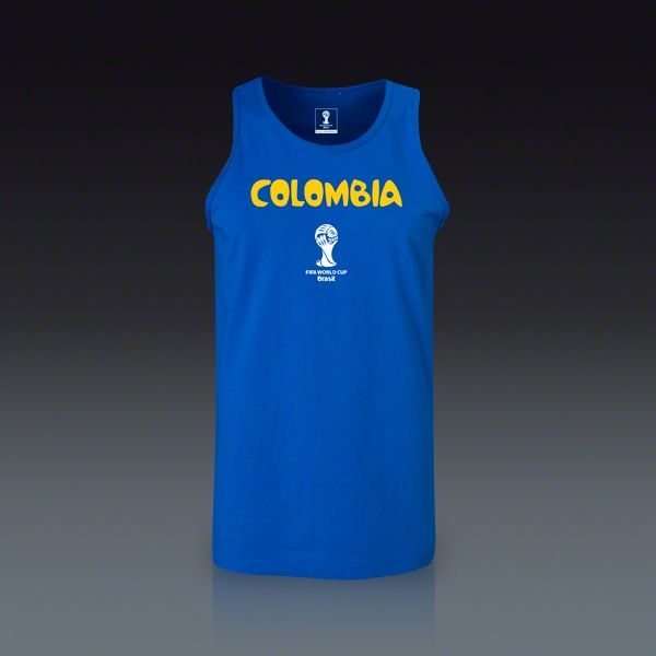 2014 FIFA World Cup Brazil™ Colombia Tank