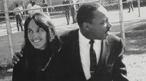 Joan Baez e Martin Luther King