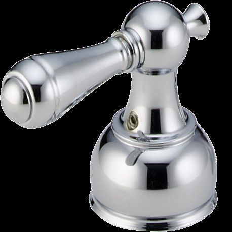 Traditional Small Metal Lever Handle Bathroom Faucet